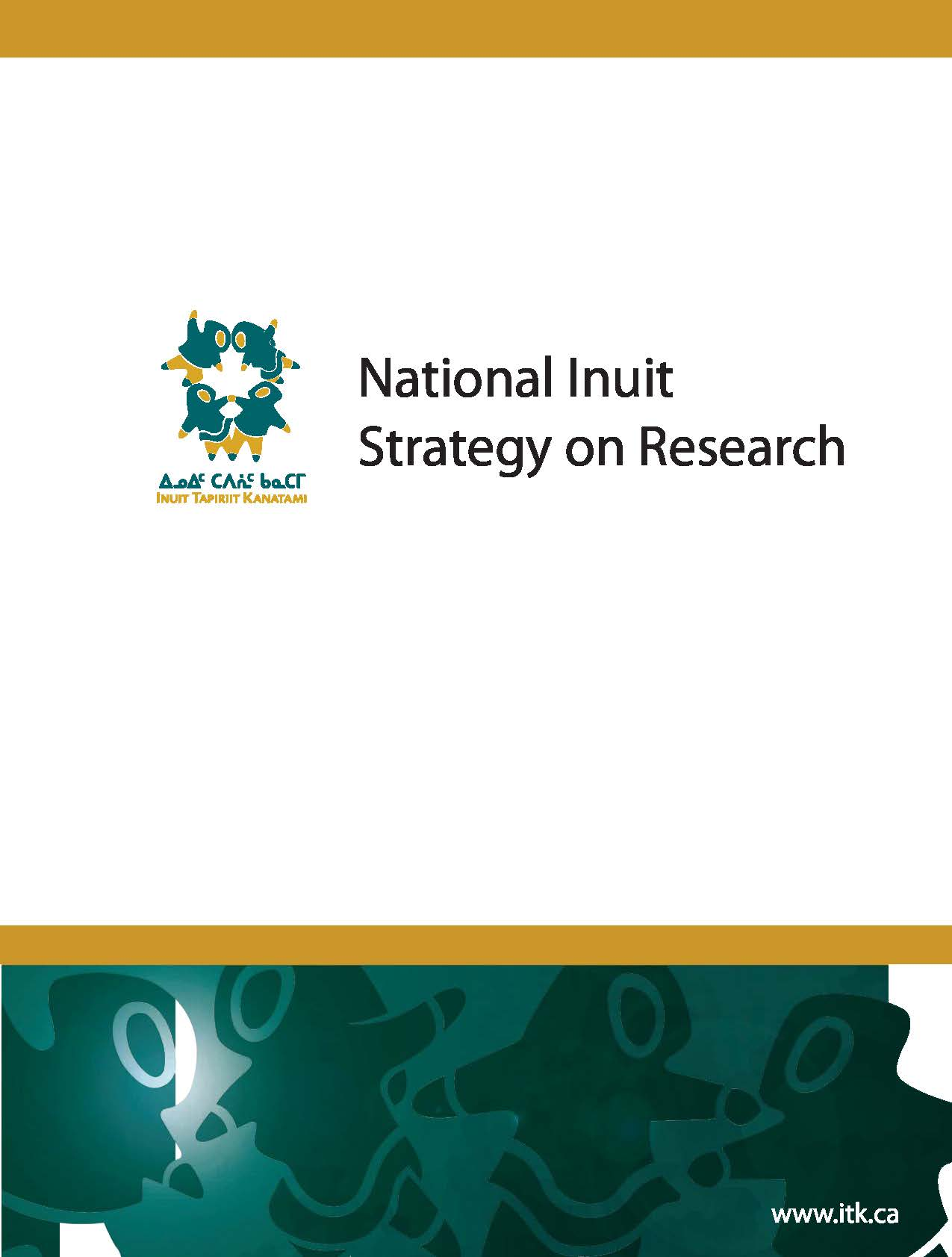 National Inuit Strategy on Research