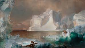 The Icebergs Frederic Edwin Chuch 1861 Dallas Museum of Art